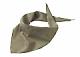 Šátek Triangular Scarf - Khaki