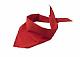 Šátek Triangular Scarf - Red