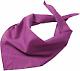 Šátek Triangular Scarf - Purple